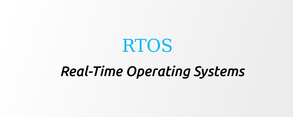 To Use an RTOS or Not?